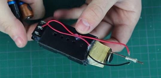 Батарея своими руками в домашних условиях 757