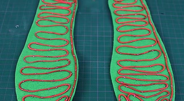 Как сделать обувь с подогревом своими руками 54