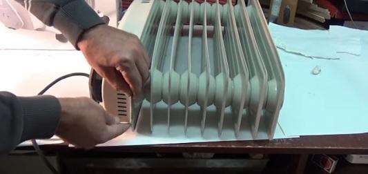 Ремонт обогревателей и радиаторов в СПб с выездом на дом
